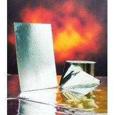 Cinta de aluminio Plata 50mmx45mt
