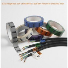 Cinta identificadora de cables -  LeMark